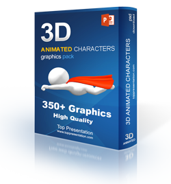 3D Characters Box